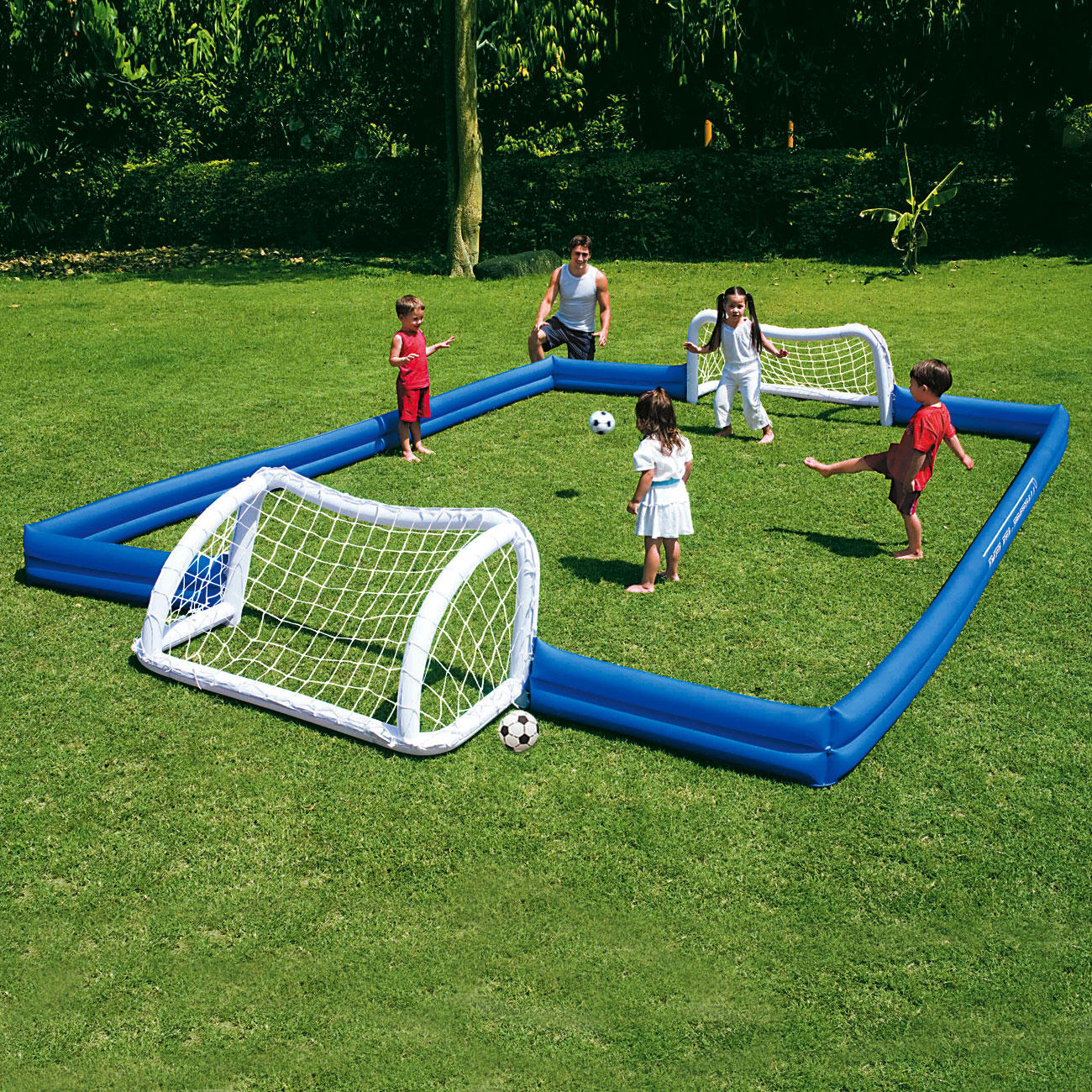 Buy Garden Soccer Field 3 Year Product Guarantee