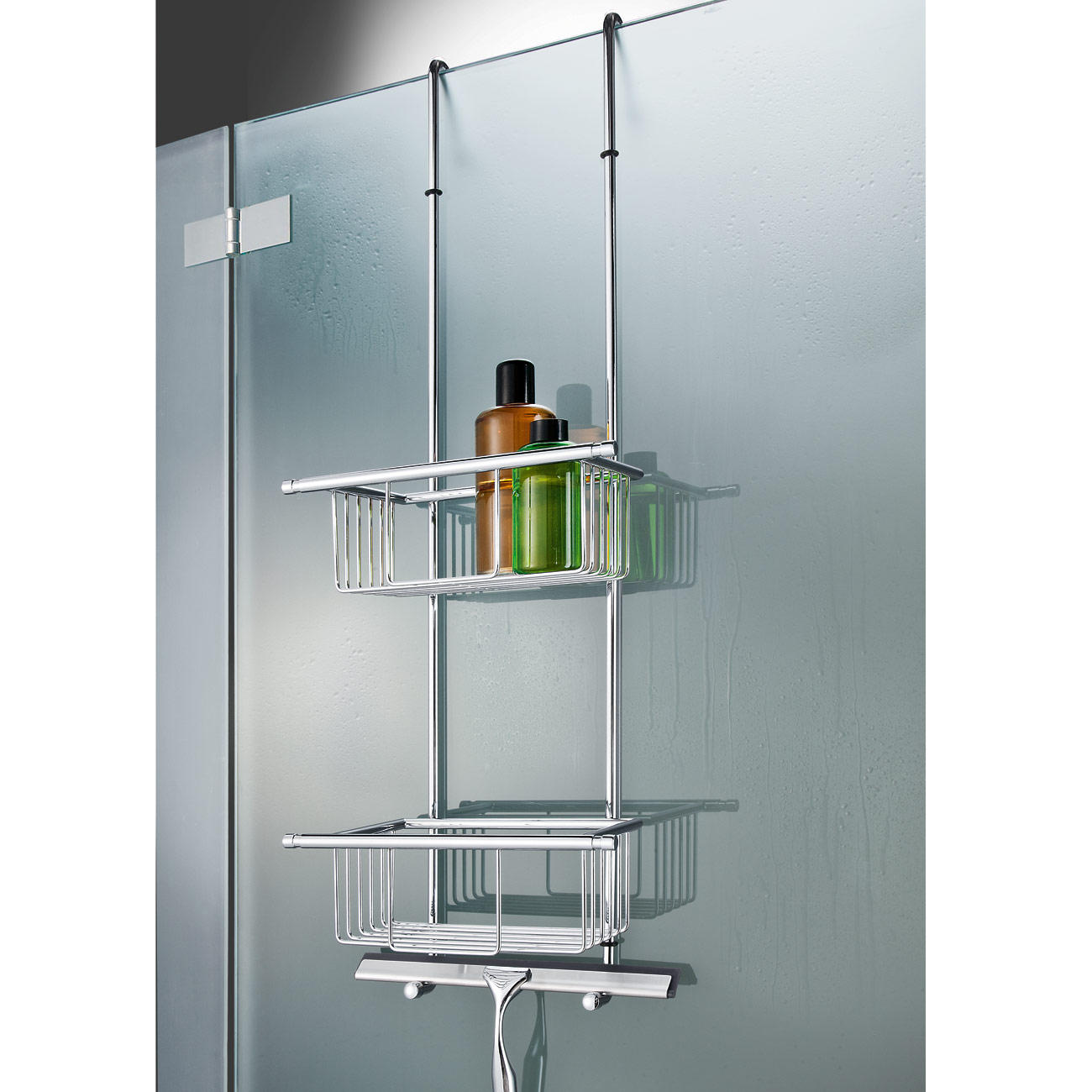 Buy Bath Towel Holder Or Hanging Shower Shelf Online