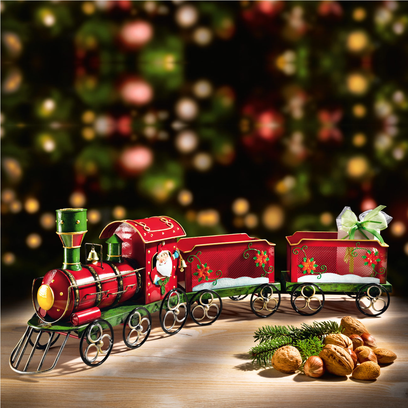 an enchanting decoration and a beautiful way to hand out your gifts nostalgic christmas - Nostalgic Christmas Decorations
