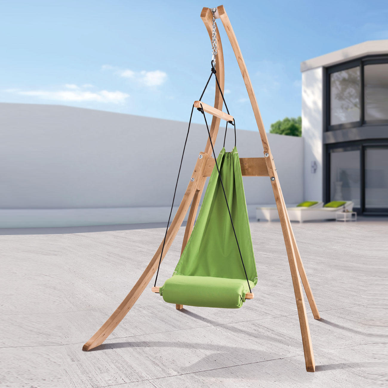 Hammock Sky Chair Padded Cloud
