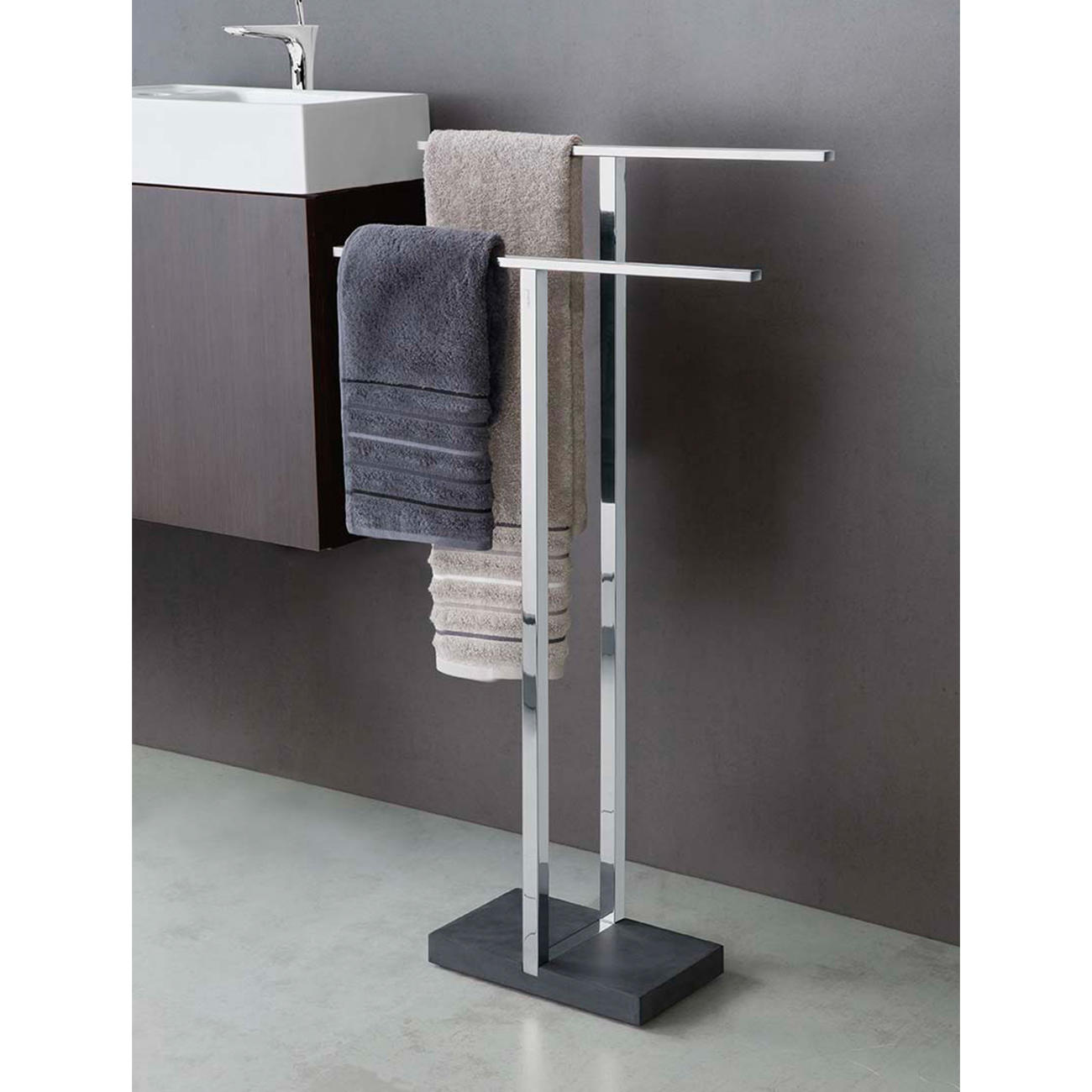 Buy Polystone Wc Butler Or Towel Rack Online