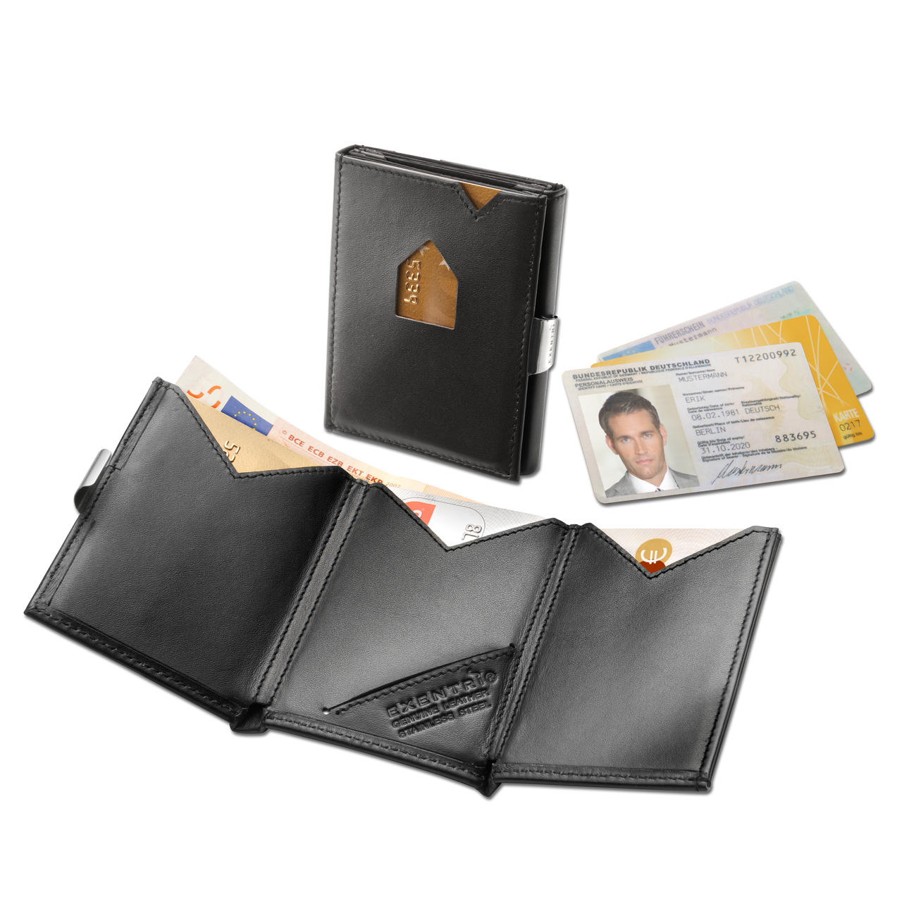 4d227804415e9 Exentri® Smart Wallet
