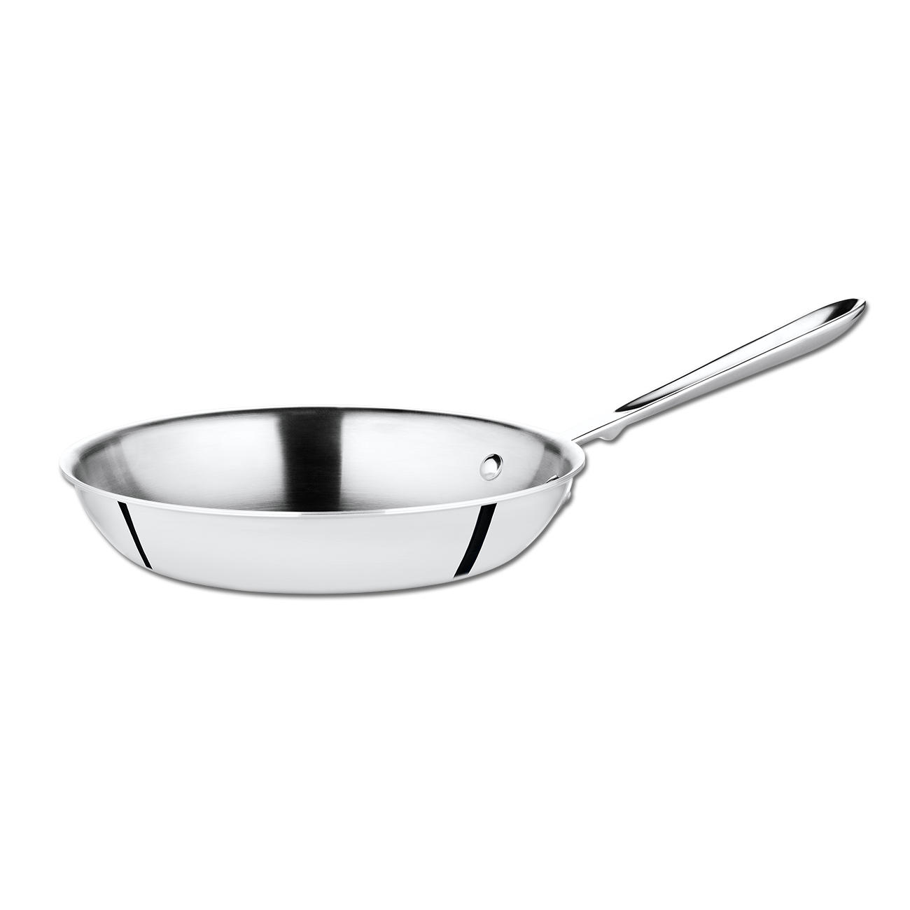 how to tell aluminium cookware from stainless