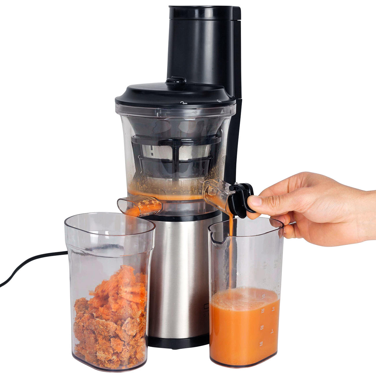 Hi tech Slow Juicer – Classic and Pro