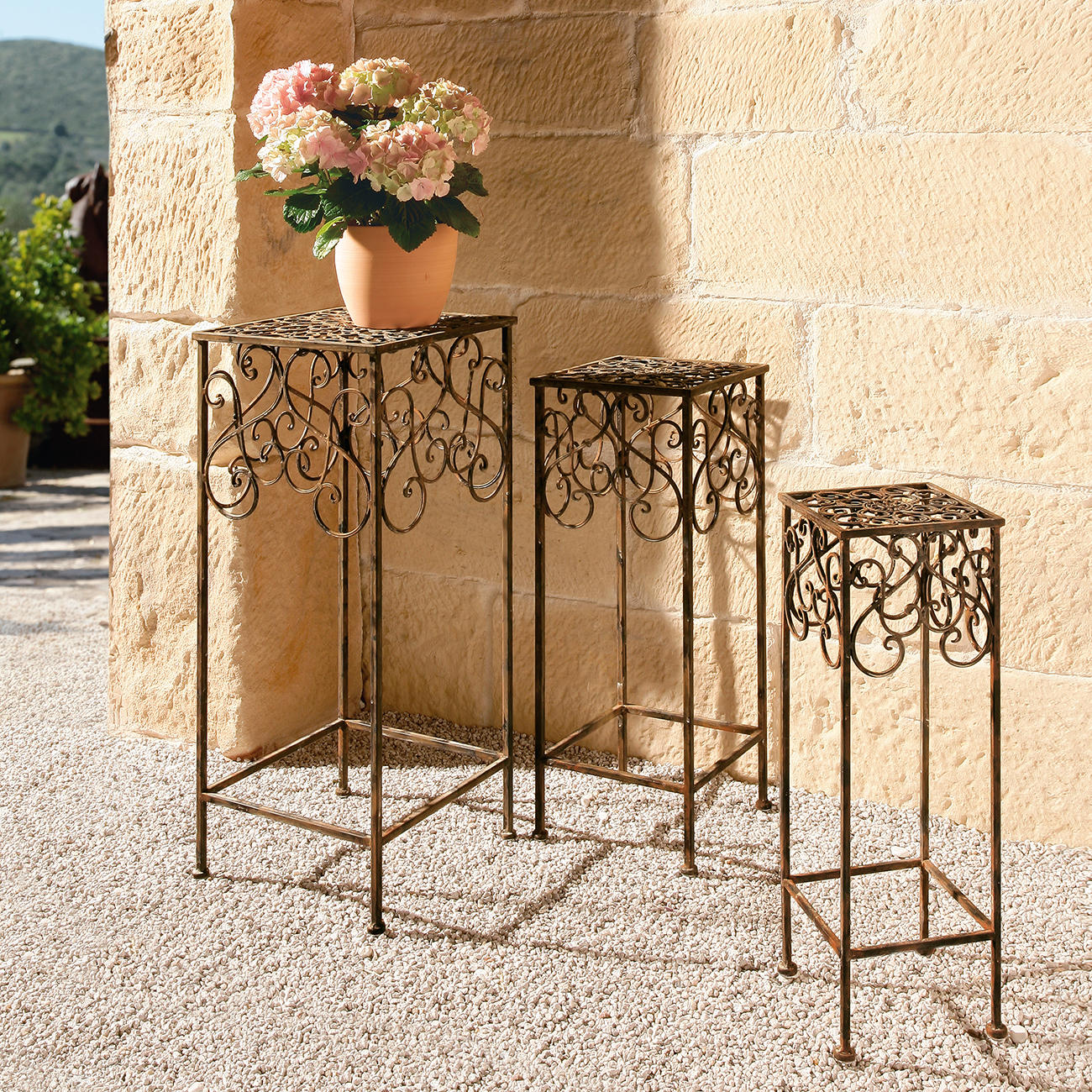 Buy Plant Stands Set Of 3 3 year Product Guarantee