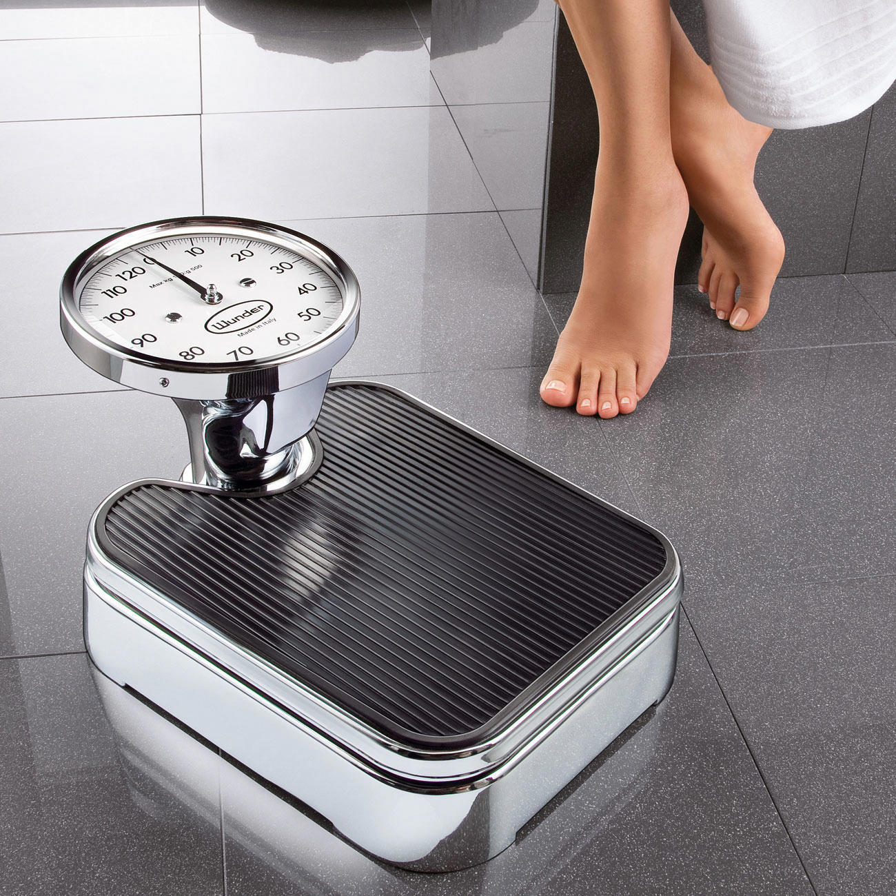 Retro bathroom scales - Quality That Lasts Generations The Classic Wunder Scales From Italy