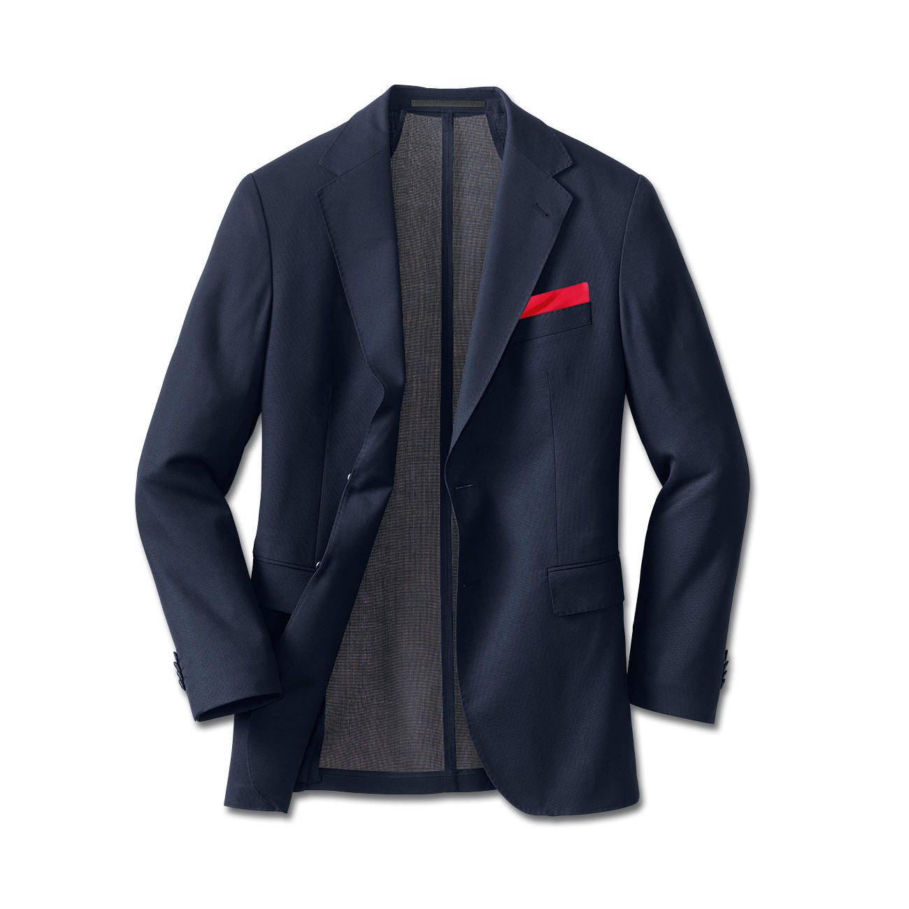 Sports Jacket With 1,300,000 woven pores, your respectable blue sports ...