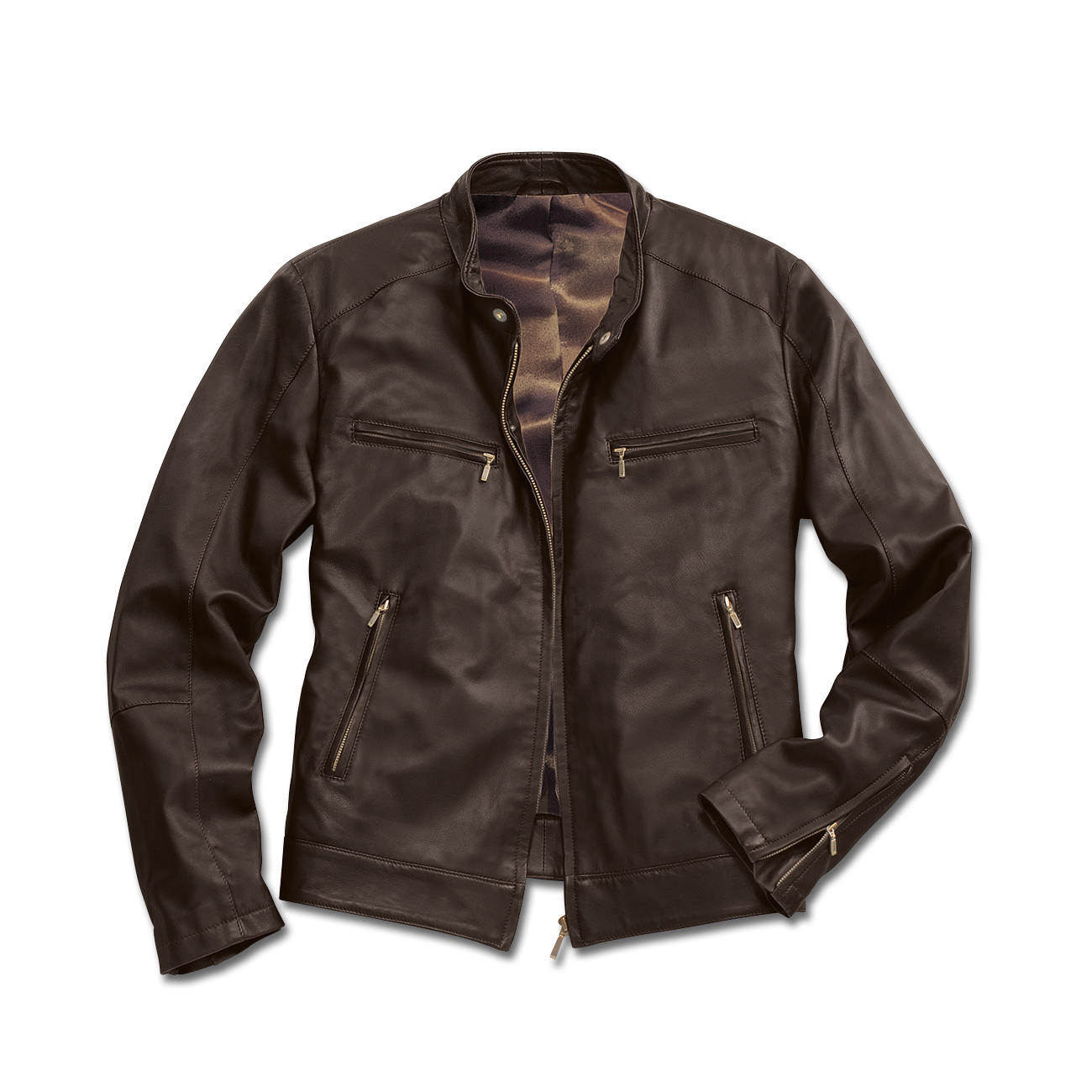 Image result for 28. A Leather Jacket