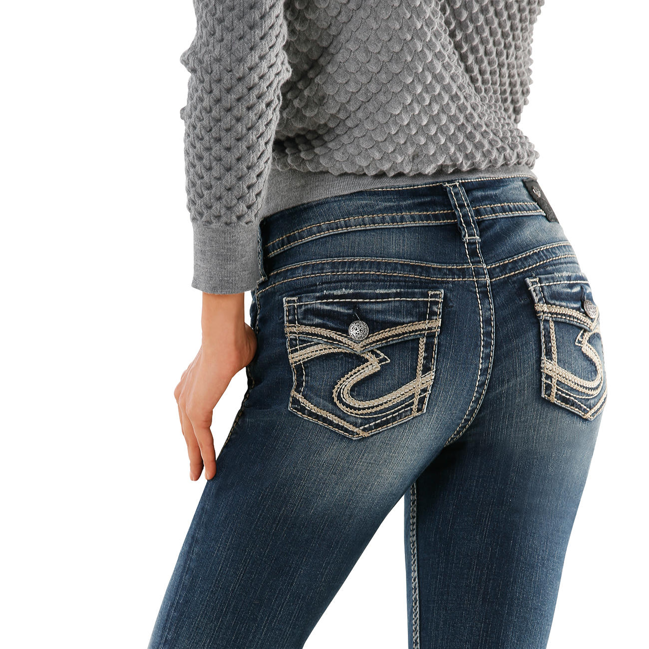 Mens Silver Jeans Canada - Jeans Am