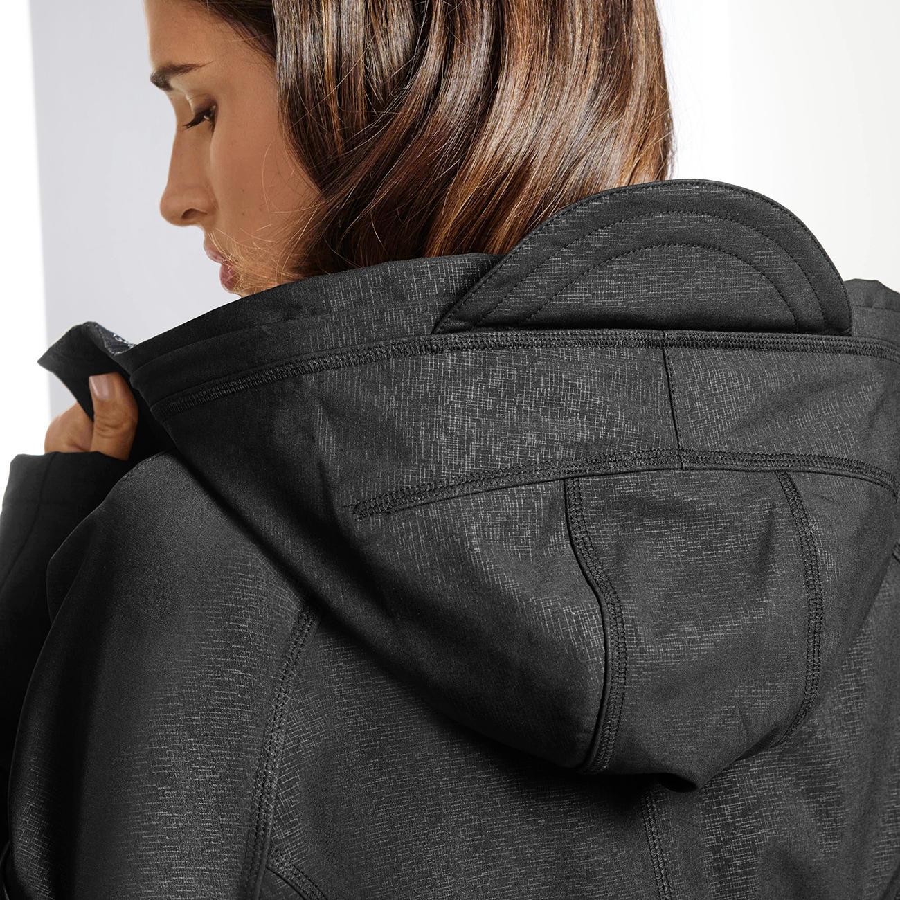 1b20120a877b Previous. Ilse Jacobsen softshell Raincoat - Breathable