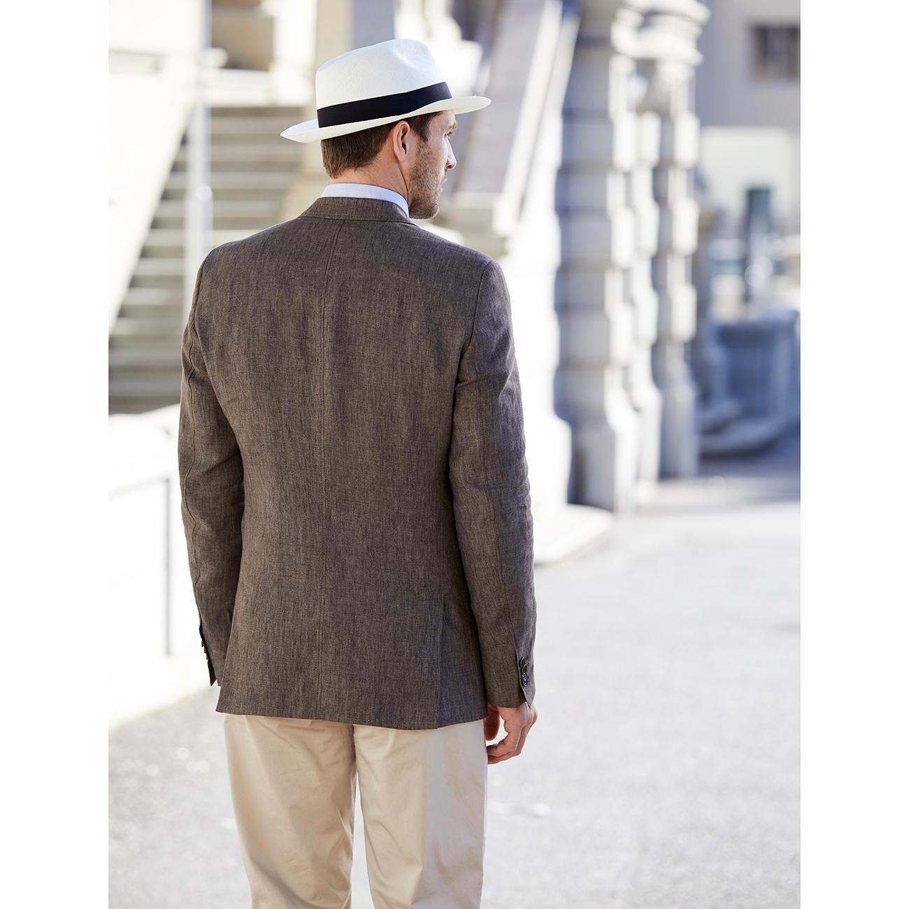 buy carl gross linen sports jacket or waistcoat online. Black Bedroom Furniture Sets. Home Design Ideas