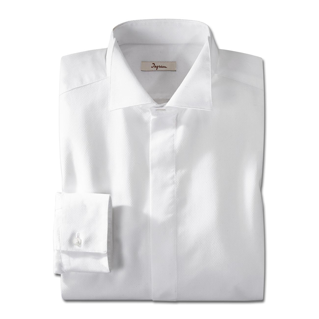 Ingram everyday dress shirt with italian flair ingram for Italian style dress shirts