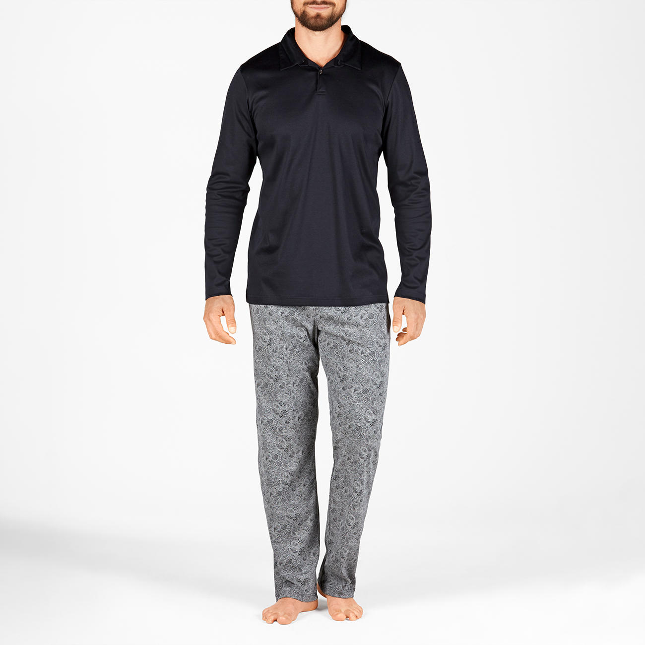 24f071590f Novila Gentlemen s Pyjamas - The perfect gentlemen s pyjamas. Comfortable.  Airy. Fine. From Novila.