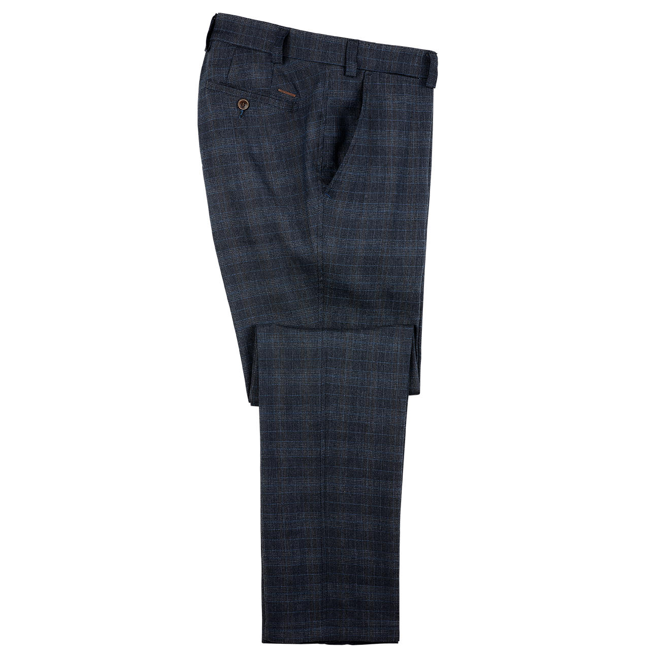shopping popular stores the cheapest Eurex by Brax Linen Blend Business Trousers discover