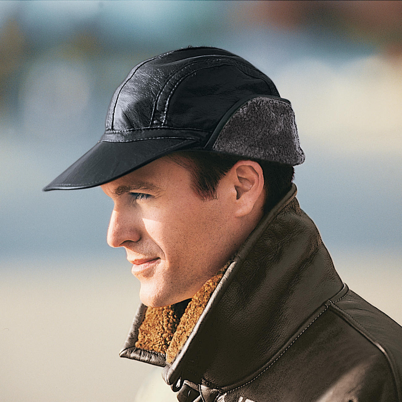 f894a36f4c0 Sheepskin Hat. Sheepskin Hat - Rediscovered  The winter headgear worn by  the elite of the US air