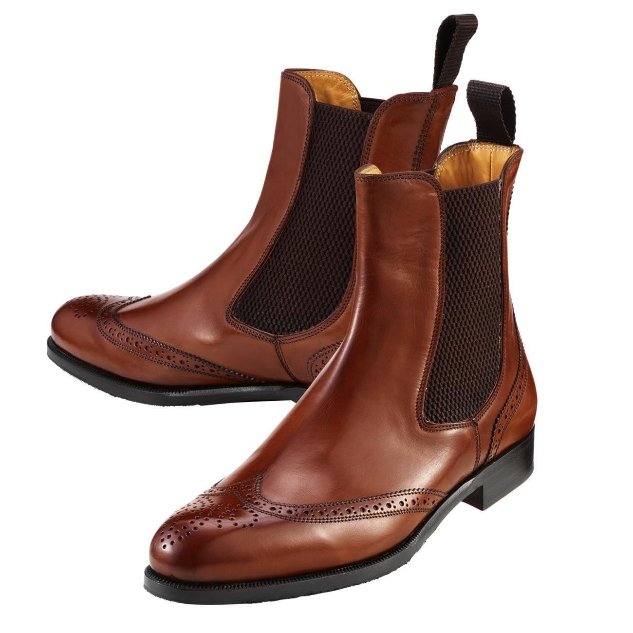 Fratelli borgioli chelsea boot the immortal chelsea boot made in