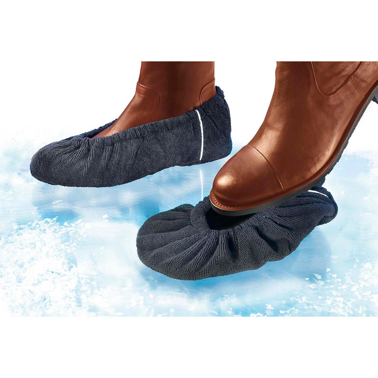 buy non slip shoe covers 2 pair