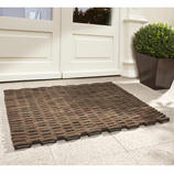 Truck Tyre Doormat You'll be hard put to find a tougher doormat. Virtually indestructible.
