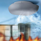 """Kupu"" Designer Smoke Detector Finally - a smoke detector that doesn't look like one."