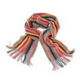 "105'' Striped Scarf Fashionable 105"" scarf that goes with everything."