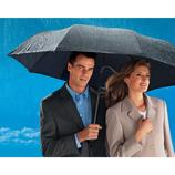 Automatic Partner Umbrella Offers plenty of cover for two. Automatic opening and closing.
