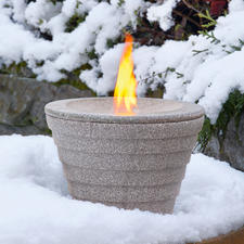 Wax melter with separately available protective winter cover.