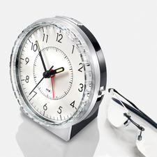 'Bell' Alarm Clock - The good old alarm clock with a bell chime – now even better.