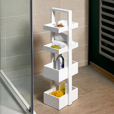 wireworks Design Shelving - Smart organiser. Multi-level tray. And handy shelving with practical storage space.