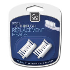 Replacement Brush Head, Set of 2
