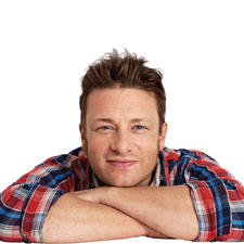 Developed with and recommended by star chef Jamie Oliver.