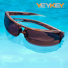 Floating Sunglasses - Light as a feather. Extremely comfortable. And they float. Also for everyday use.