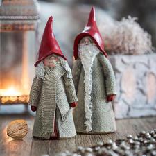 Swedish Christmas Gnome - Traditional Swedish characters evoke a wonderful Christmas spirit.