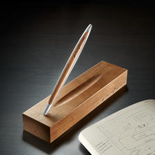 "Pininfarina Ethergraf® Pencil - The ""pencil"" for life. It never needs to be sharpened and won't wear down."