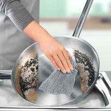 mono Softmesh Cleaning Cloth - The new generation cleaning cloth: More thorough, durable and hygienic.