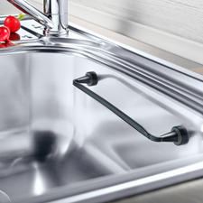 Magnetic Cloth Rail - Suitable for all sinks and attaches magnetically, even across a corner.