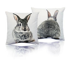 Photoprint Reversible Cushion - Beautiful on both sides: The photoprint cushion with a surprise on the reverse side.