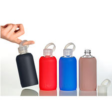 bkr Drinking Bottle - The water bottle of Hollywood stars and supermodels.