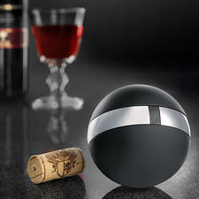 Rosendahl Wine Sphere - Fascinating design object with element of surprise.