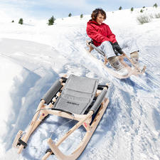 Kathrein Touring Sports Toboggan - Quality toboggan Austria seal of quality.