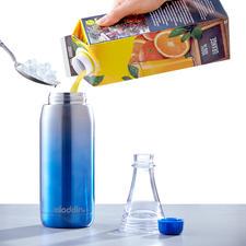 Easy-fill Drinking Bottle - Unscrew. Fill. Enjoy.