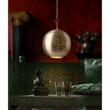 Also particularly beautiful as a ceiling pendant ...