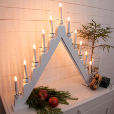 Candle Arc - Festive lighting in impressive XL size.