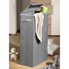 Space-saving Storage Box - Dirty clothes, chair upholstery, children's toys, sports and craft items, all elegantly hidden.