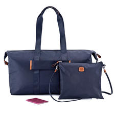 Bric`s 2-in-1 Multi Bag - Lightweight, foldable, versatile and especially elegant.