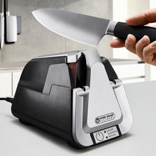 Work Sharp Belt Grinding Machine Culinary E5 - The professional belt grinding technique – now also at home.