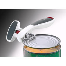 Zyliss® Safe Edge Can Opener - The best out of five: The Safe Edge came out as the best of 5 can openers.