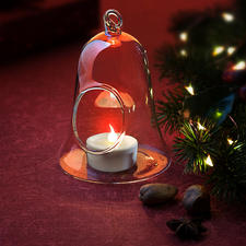 Also a festive sight when arranged on your table, the windowsill, the mantelpiece, ...