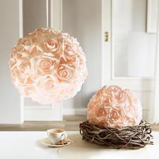 Rose Ball - Enduring beauty: Romantic rose balls – as though freshly cut.