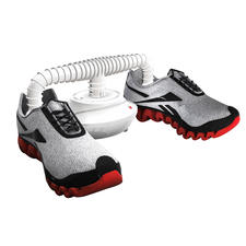 The shoe drying attachment included dries your shoes in less than 60minutes.