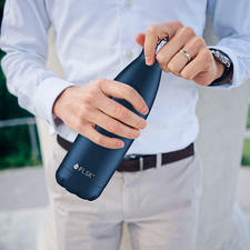 Insulated Bottle, 0.5 l, Midnight Blue